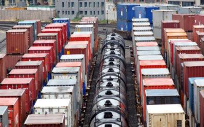 Перевозки контейнерных поездов по спецрасписанию на Дальневосточной магистрали выросли на 15%
